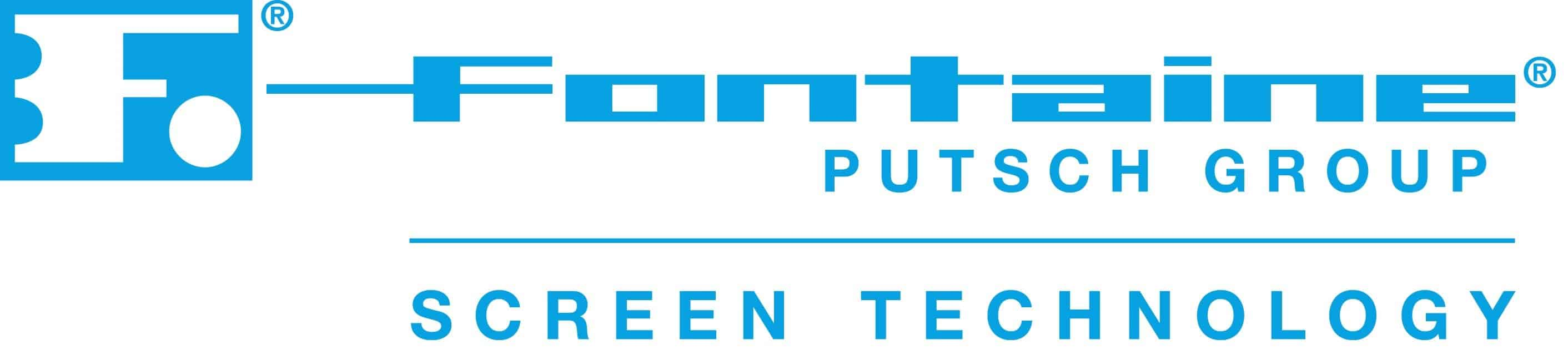 Fontaine®Logo Putsch Group - Screen Technology